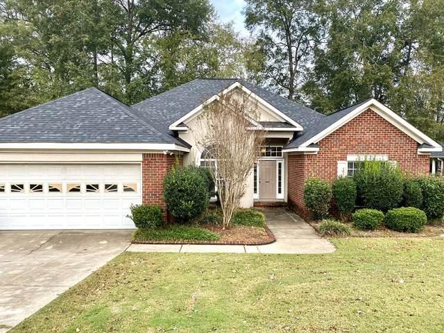 5013 Sussex  Drive, Evans, GA 30809 (MLS #462358) :: Shannon Rollings Real Estate