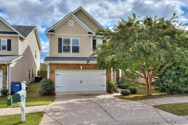 630 Dunrobin Lane, Grovetown, GA 30813 (MLS #462361) :: Young & Partners