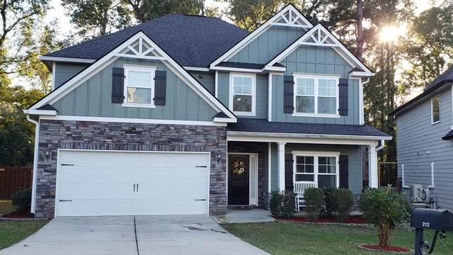 212 Ryan Lane, Evans, GA 30809 (MLS #462364) :: Better Homes and Gardens Real Estate Executive Partners