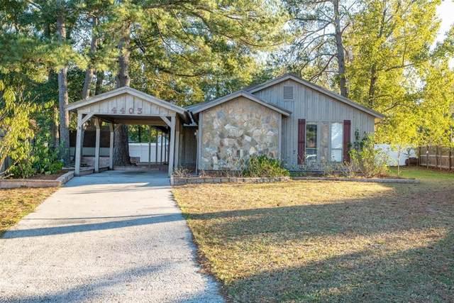 4403 S Goshen Lake Drive S, Augusta, GA 30906 (MLS #462414) :: Young & Partners