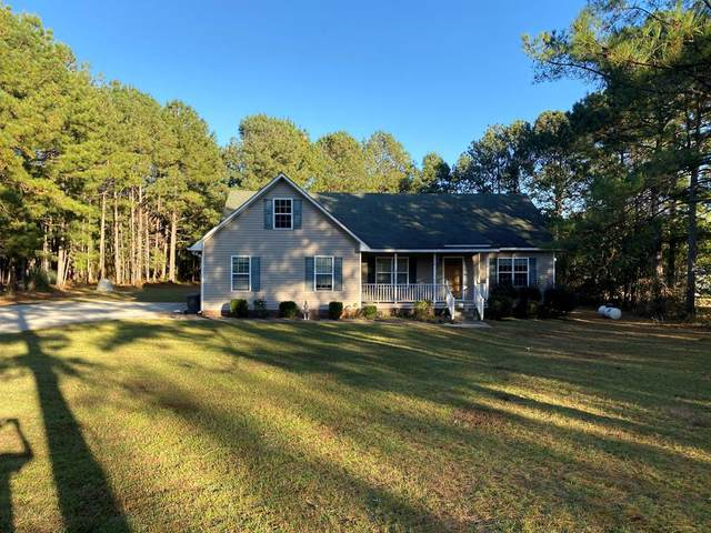 170 Hamelin Road, Aiken, SC 29805 (MLS #462418) :: Melton Realty Partners