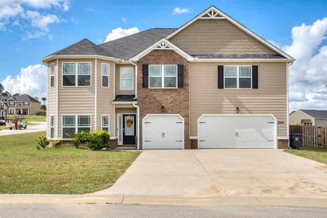 1044 Vine Lane, Grovetown, GA 30813 (MLS #462440) :: Young & Partners