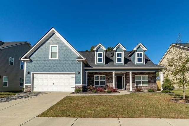 113 Clarinbridge Lane, Grovetown, GA 30813 (MLS #462443) :: Young & Partners