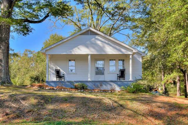 239 Dallas Street, Lincolnton, GA 30817 (MLS #462467) :: Young & Partners
