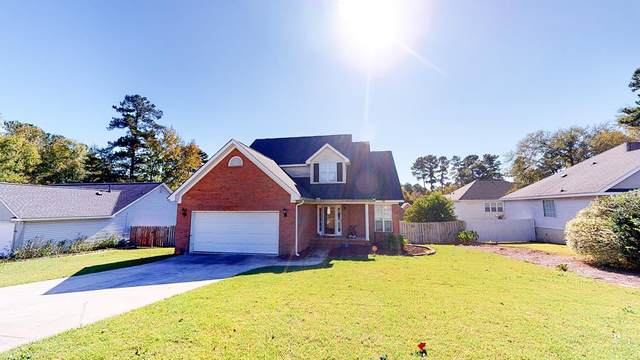 4134 Eagle Nest Drive, Evans, GA 30809 (MLS #462468) :: RE/MAX River Realty