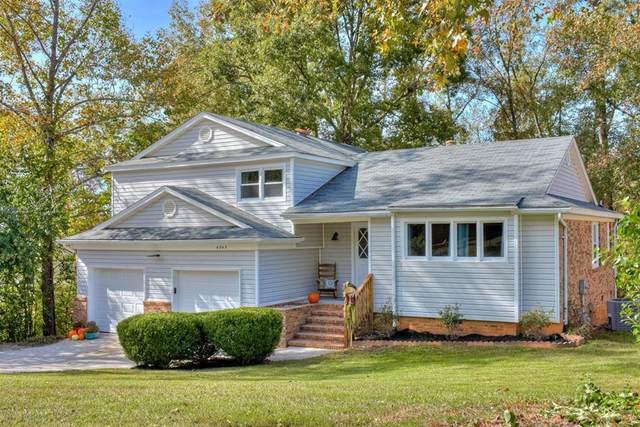 4545 Glennwood Drive, Evans, GA 30809 (MLS #462541) :: Melton Realty Partners