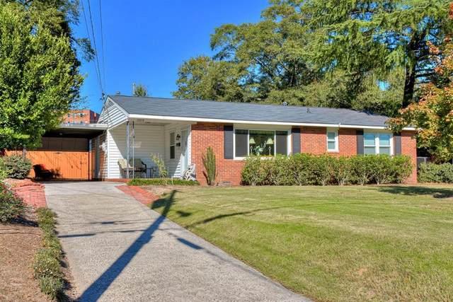 2209 Woodland Avenue, Augusta, GA 30904 (MLS #462546) :: Melton Realty Partners
