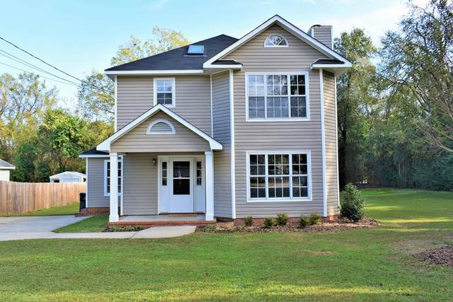 2603 National Woods Drive, Augusta, GA 30904 (MLS #462566) :: Melton Realty Partners