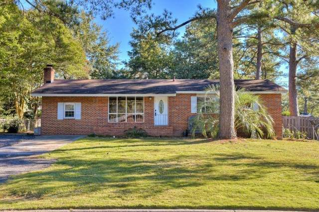 208 Miramar Drive, Martinez, GA 30907 (MLS #462599) :: Melton Realty Partners