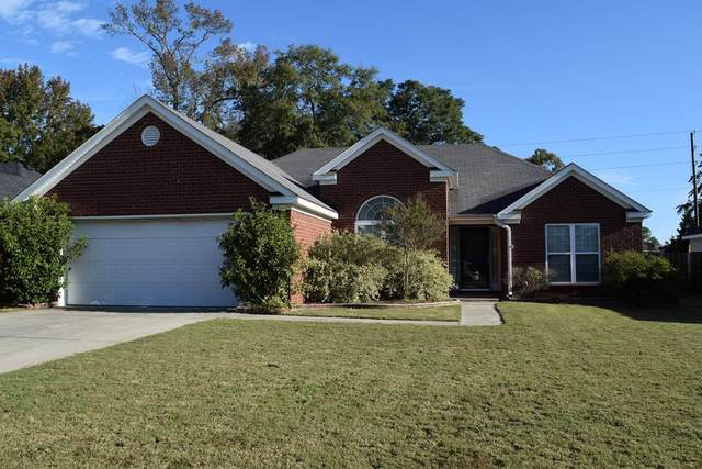 192 Mill Stone Lane, North Augusta, SC 29860 (MLS #462604) :: Melton Realty Partners