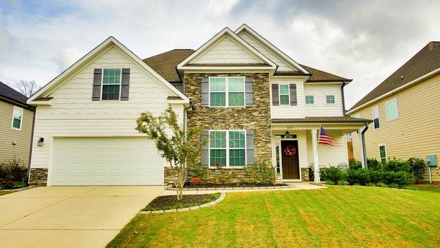 7217 Hoffman Drive, Evans, GA 30809 (MLS #462611) :: Melton Realty Partners
