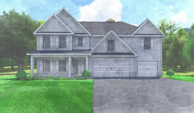205 Callahan Drive, Evans, GA 30809 (MLS #462622) :: Young & Partners