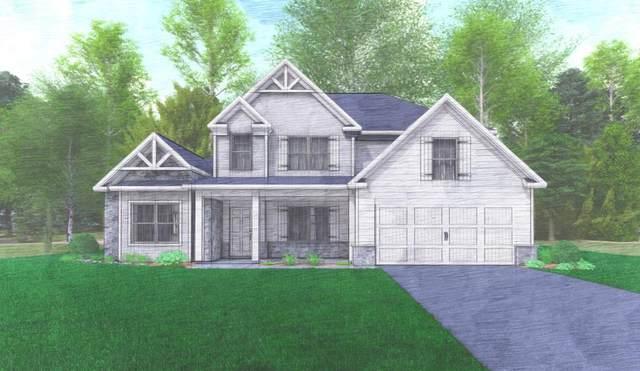 214 Callahan Drive, Evans, GA 30809 (MLS #462637) :: Young & Partners