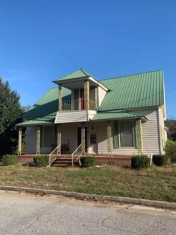 302 Russell Street, Wrens, GA 30833 (MLS #462644) :: Tonda Booker Real Estate Sales