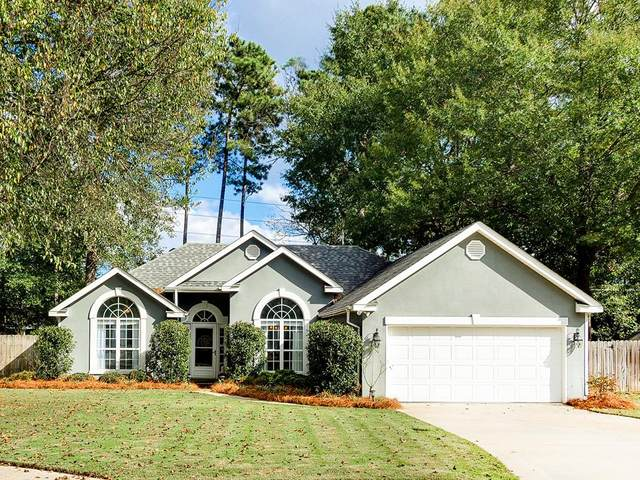486 Old  Walnut Branch, North Augusta, SC 29860 (MLS #462659) :: Melton Realty Partners