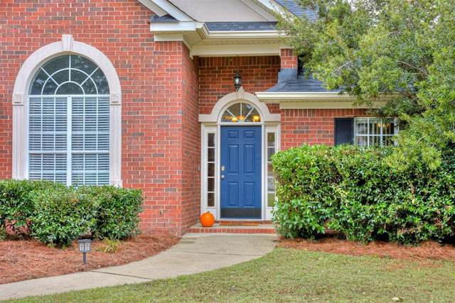 4457 Andover Drive, Evans, GA 30809 (MLS #462692) :: Shannon Rollings Real Estate