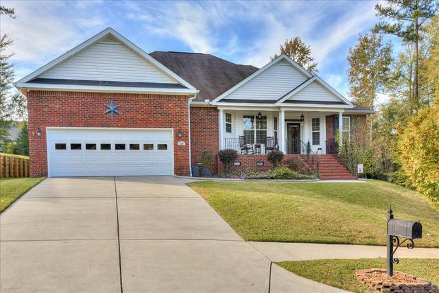179 Kenilworth Drive, North Augusta, SC 29860 (MLS #462701) :: Better Homes and Gardens Real Estate Executive Partners