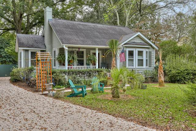 1317 South Boundary Avenue, Aiken, SC 29801 (MLS #462743) :: Young & Partners