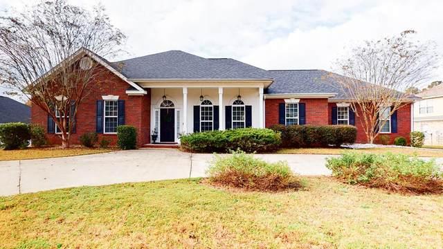 5059 Sussex  Drive, Evans, GA 30809 (MLS #462757) :: RE/MAX River Realty