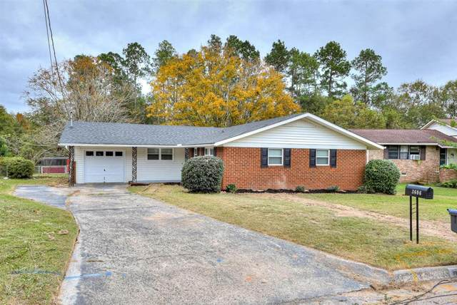 3606 Lexington Drive, Augusta, GA 30906 (MLS #462765) :: Tonda Booker Real Estate Sales