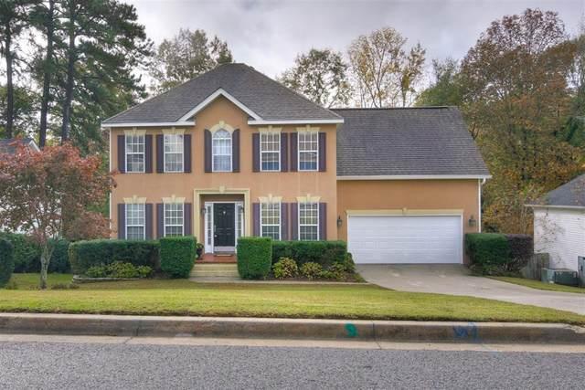 4085 Eagle Nest Drive, Evans, GA 30809 (MLS #462778) :: For Sale By Joe | Meybohm Real Estate