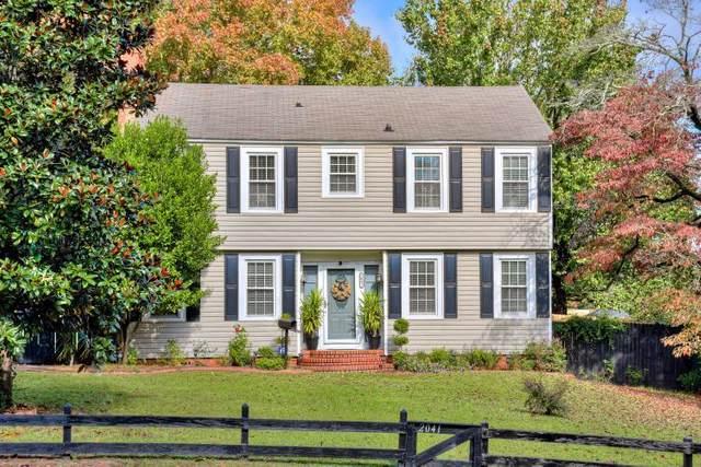 2041 Wrightsboro Road, Augusta, GA 30904 (MLS #462803) :: Tonda Booker Real Estate Sales