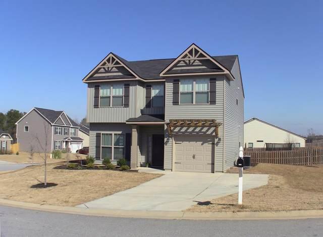 880 Westlawn Drive, Grovetown, GA 30813 (MLS #462813) :: Melton Realty Partners