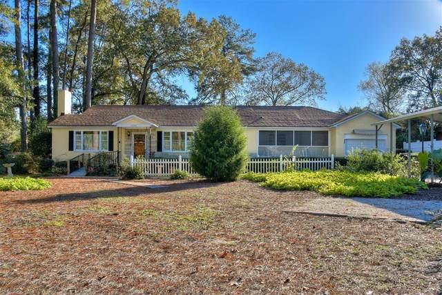 2704 Lake Wood Drive, Augusta, GA 30904 (MLS #462833) :: Melton Realty Partners