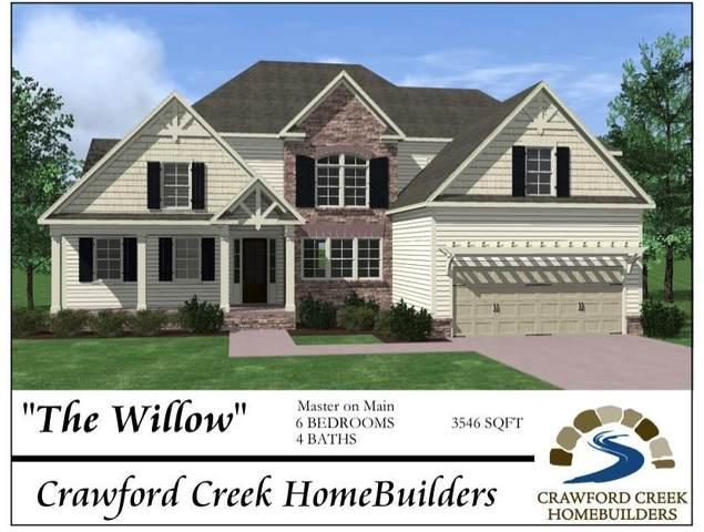 610 Bunchgrass Street, Evans, GA 30809 (MLS #462850) :: Melton Realty Partners