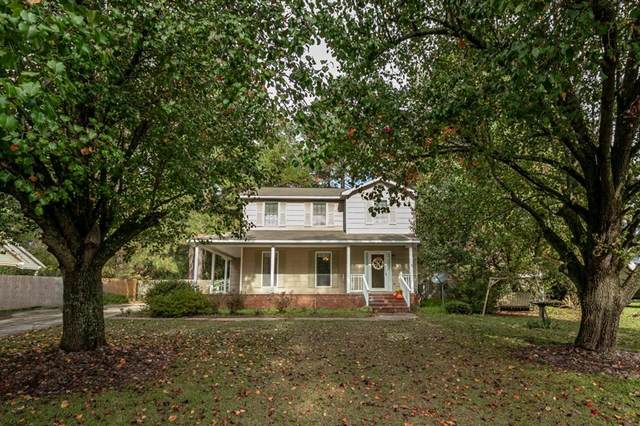 107 Spring Hill Court, North Augusta, SC 29860 (MLS #462858) :: RE/MAX River Realty