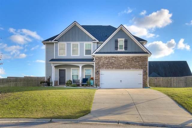 3300 Hemlock Falls Road, Grovetown, GA 30813 (MLS #462869) :: Melton Realty Partners