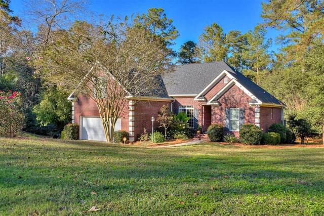 5050 Fieldcrest Drive, North Augusta, SC 29841 (MLS #462892) :: Young & Partners