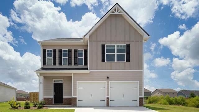 108 Grindle Shoals Road, Grovetown, GA 30813 (MLS #462916) :: Young & Partners
