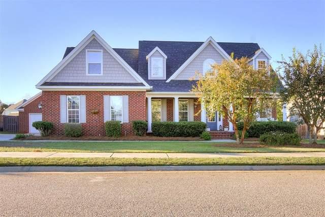 1012 Woody Hill Circle, Evans, GA 30809 (MLS #462918) :: Young & Partners