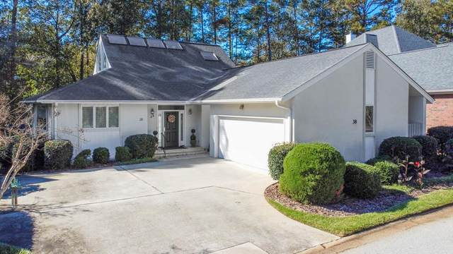 38 Juniper Loop, Aiken, SC 29803 (MLS #462929) :: REMAX Reinvented | Natalie Poteete Team