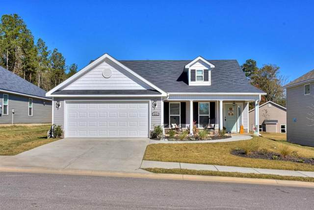 4542 Raleigh Drive, Grovetown, GA 30813 (MLS #462954) :: Young & Partners