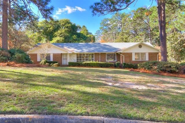 2407 Bellemeade Court, Augusta, GA 30906 (MLS #462963) :: Melton Realty Partners