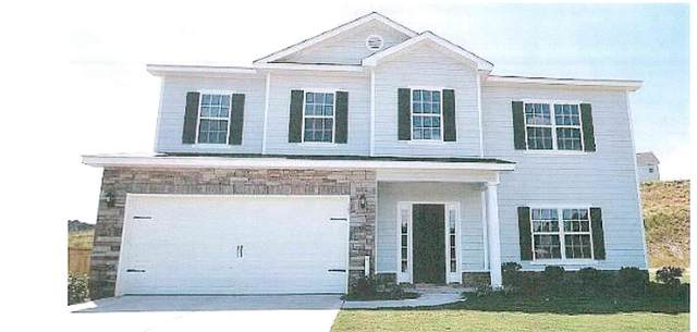 75 Orchard Circle, Edgefield, SC 29824 (MLS #462969) :: Melton Realty Partners