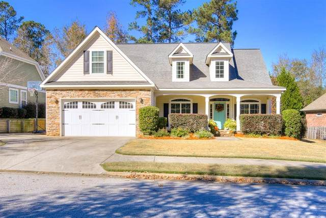 1196 Sumter Landing Circle, Evans, GA 30809 (MLS #462986) :: RE/MAX River Realty