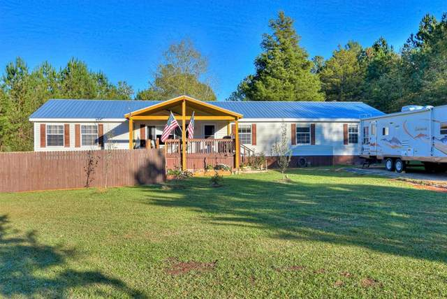 128 Serpentine Drive, Plum Branch, SC 29845 (MLS #462987) :: Melton Realty Partners