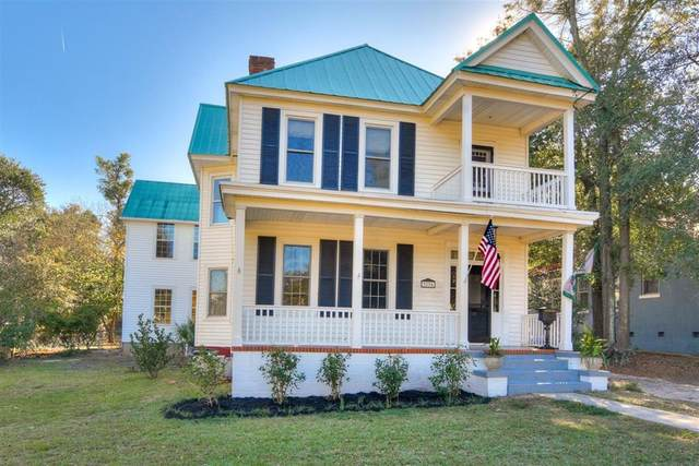 2216 Central Avenue, Augusta, GA 30904 (MLS #462989) :: Better Homes and Gardens Real Estate Executive Partners