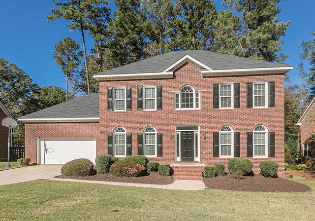 4707 Brookgreen Road, Martinez, GA 30907 (MLS #463006) :: Shannon Rollings Real Estate