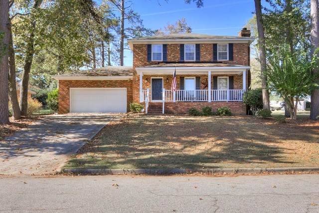151 Morehead Drive, Martinez, GA 30907 (MLS #463008) :: Young & Partners