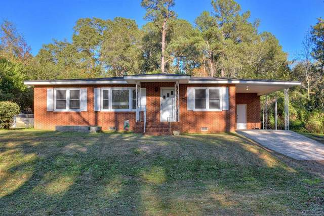 302 Woodland Drive, North Augusta, SC 29841 (MLS #463026) :: Young & Partners