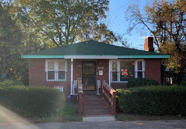 1301 10th Street, Augusta, GA 30901 (MLS #463028) :: Better Homes and Gardens Real Estate Executive Partners