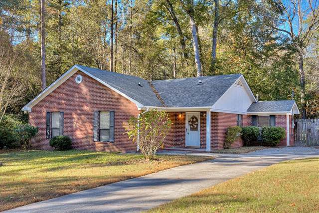 1041 Country Place Drive, Augusta, GA 30906 (MLS #463042) :: Young & Partners