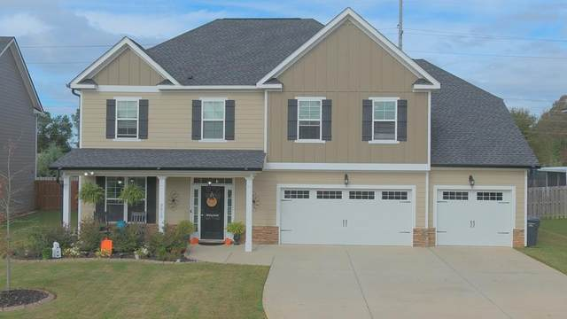 3515 Patron Drive, Grovetown, GA 30813 (MLS #463051) :: Young & Partners