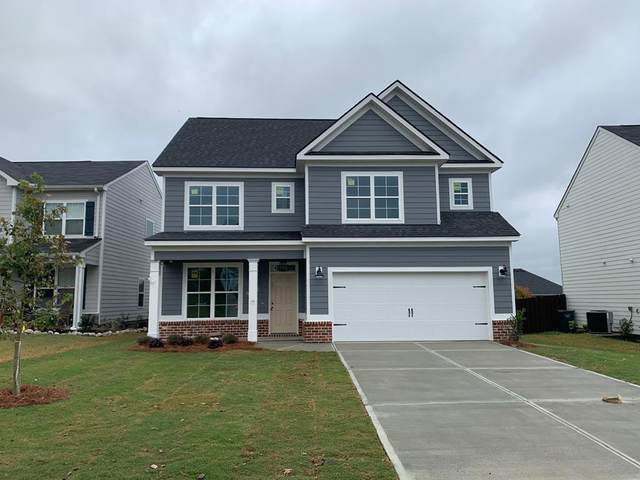 209 Tulip Drive, Evans, GA 30809 (MLS #463062) :: Melton Realty Partners