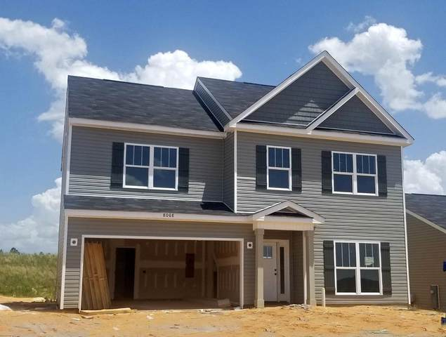 8116 Cozy Knoll, Graniteville, SC 29829 (MLS #463076) :: Young & Partners