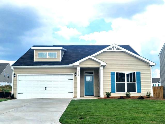 8150 Cozy Knoll, Graniteville, SC 29829 (MLS #463078) :: Young & Partners